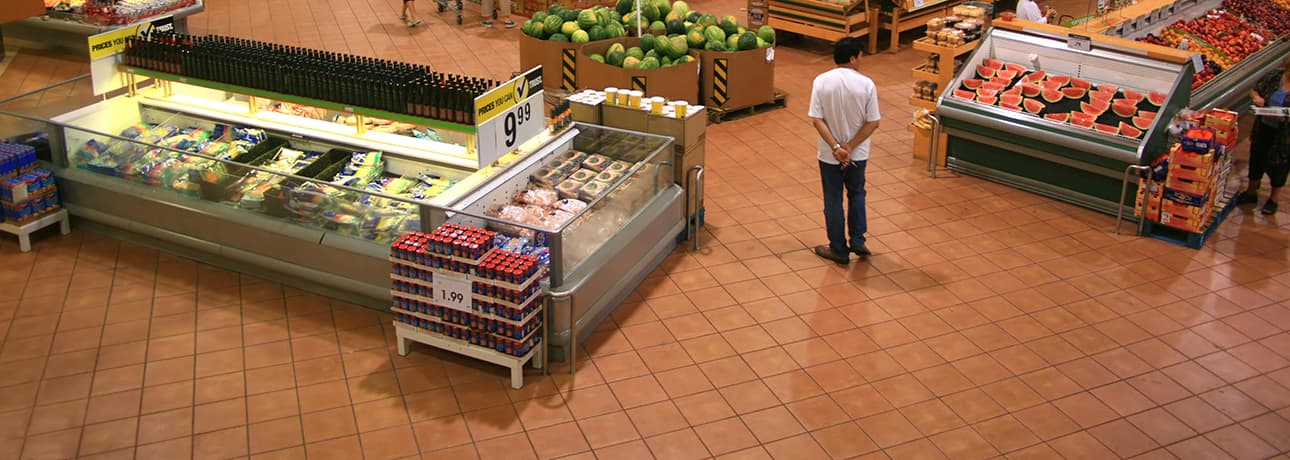 Flooring your Retail Customers