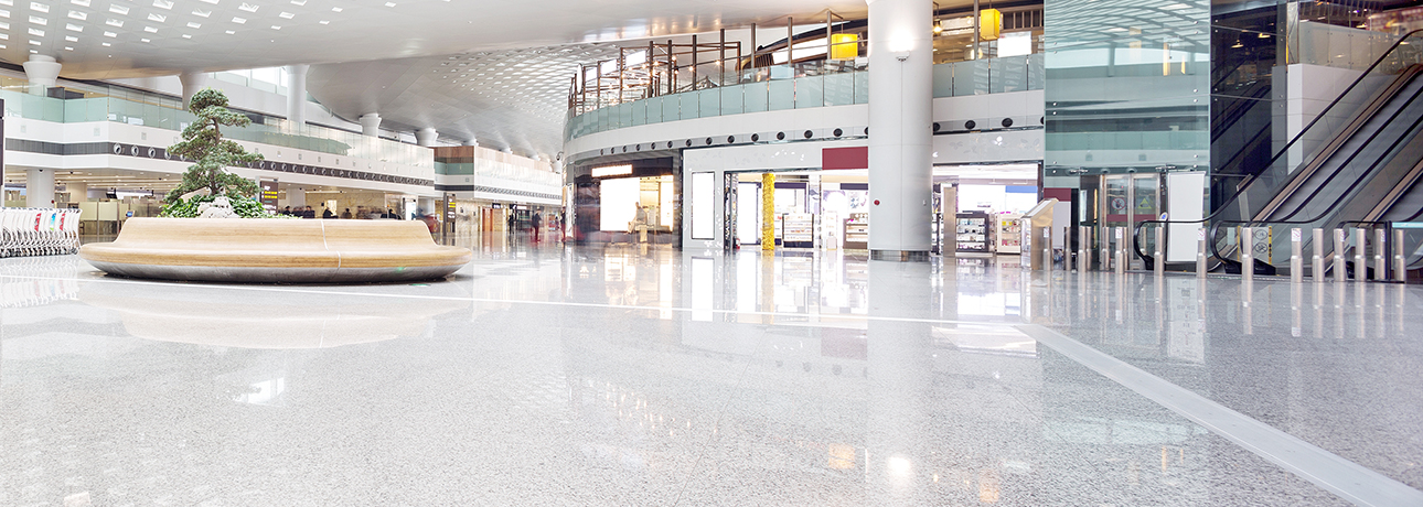 Tips for Cleaning High Traffic Facilities