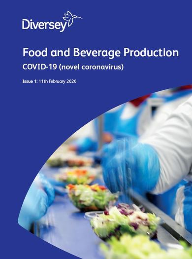 food and beverage production coronavirus guide