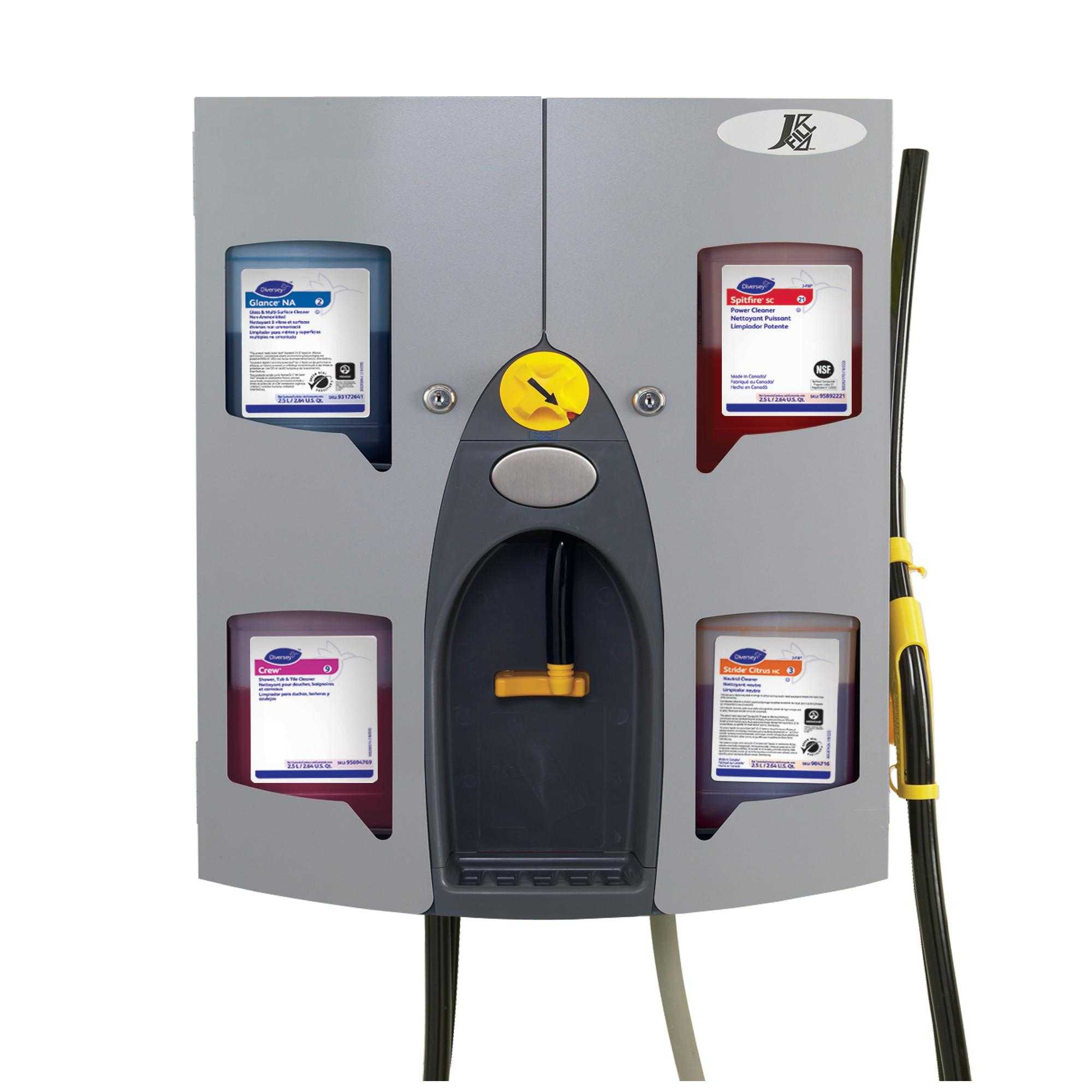 J-Fill® QuattroSelect® Dispensing System (1/each)